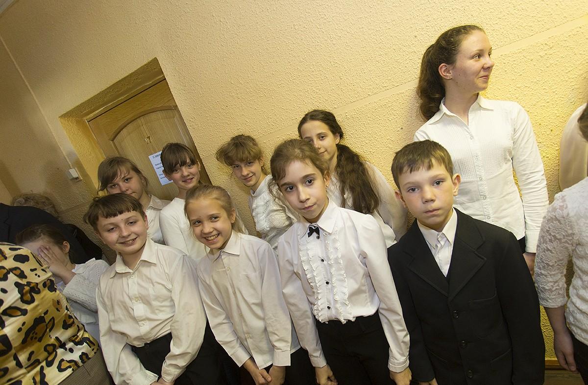 Liepājas 2.mūzikas skola svin 55.jubileju