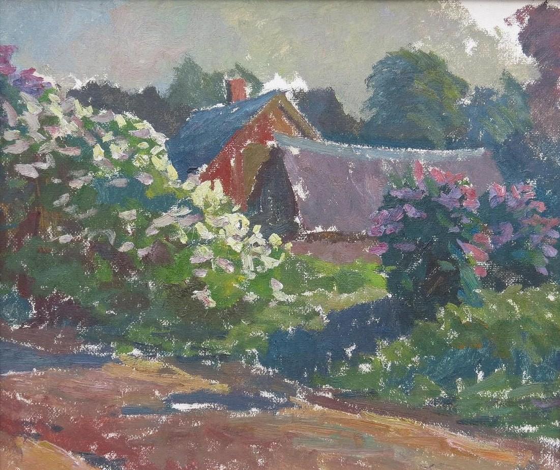 Liepājas muzejs saņem dāvinājumā Egila Jāņa Brūna gleznas