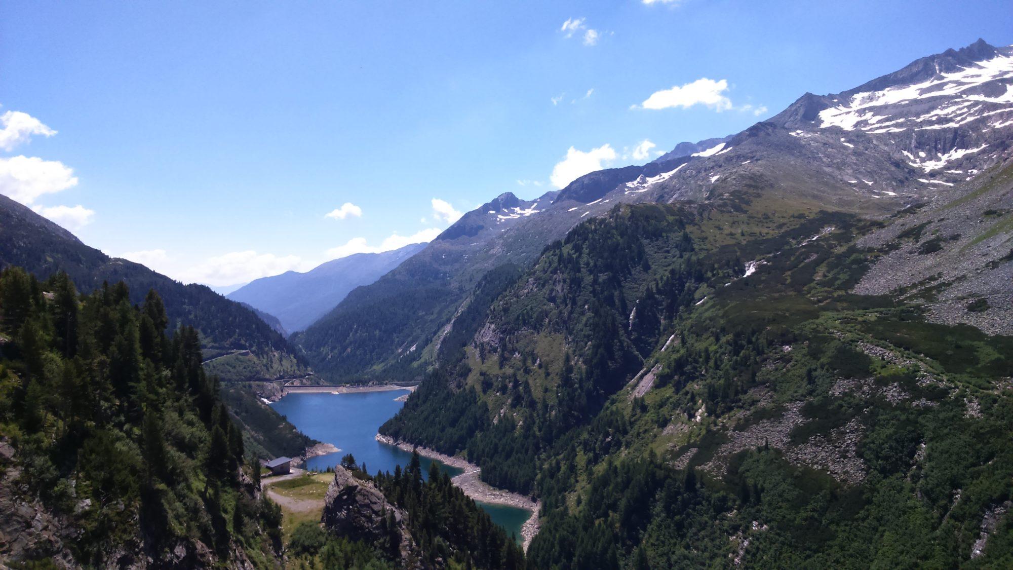 Austrijas Alpi. Pastaiga mākoņos