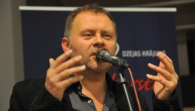 """Ar jaunu koncertprogrammu """"Ūdens"""" Liepājā viesosies IGO un Mārtiņš Brauns"""