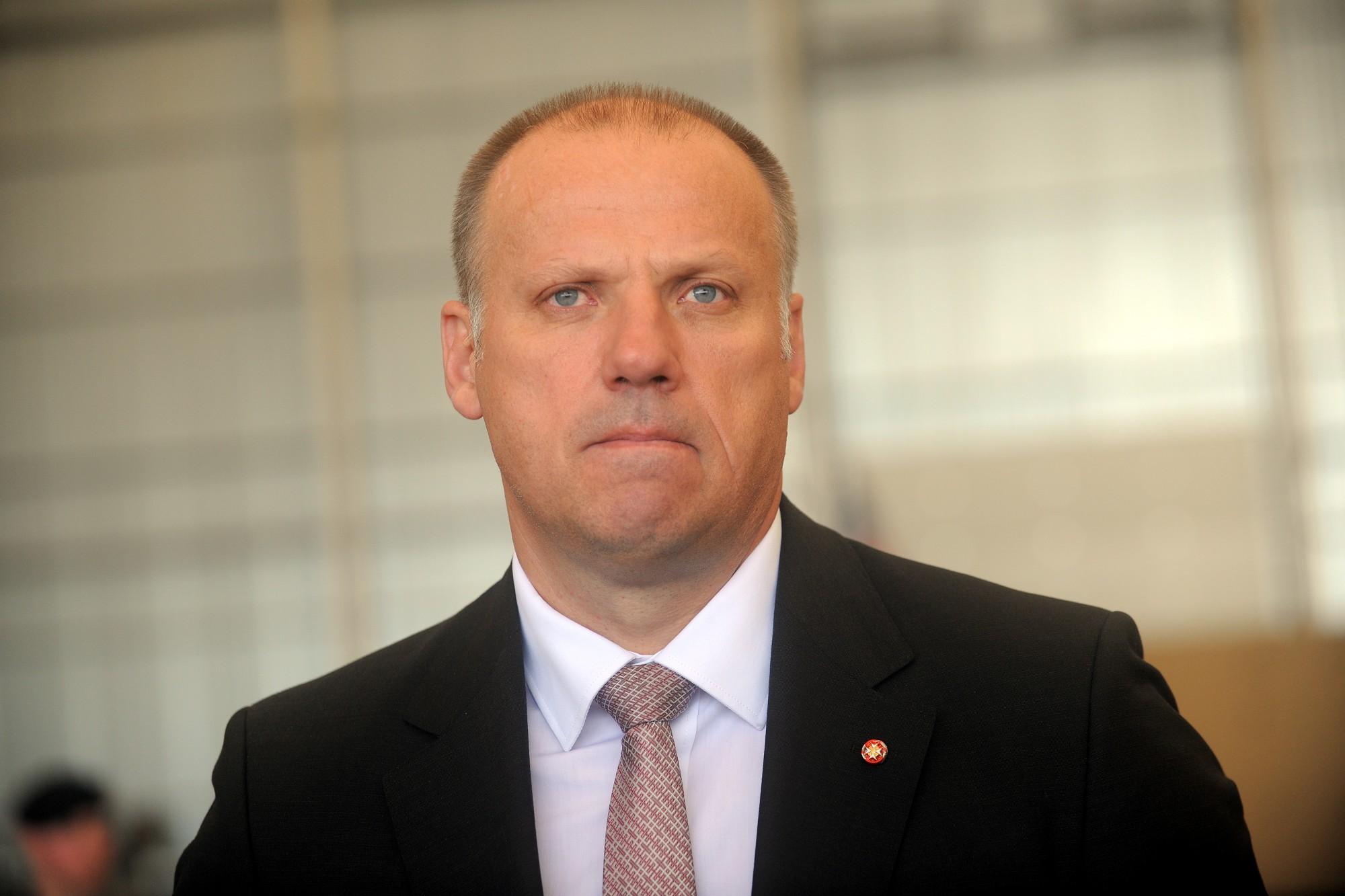 Aizsardzības ministrs reģionālajā vizītē apmeklēs Liepāju