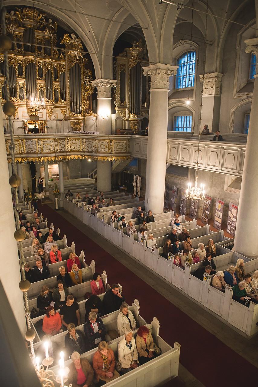 NoslēdziesXIV Starptautiskais Liepājas ērģeļmūzikas festivāls