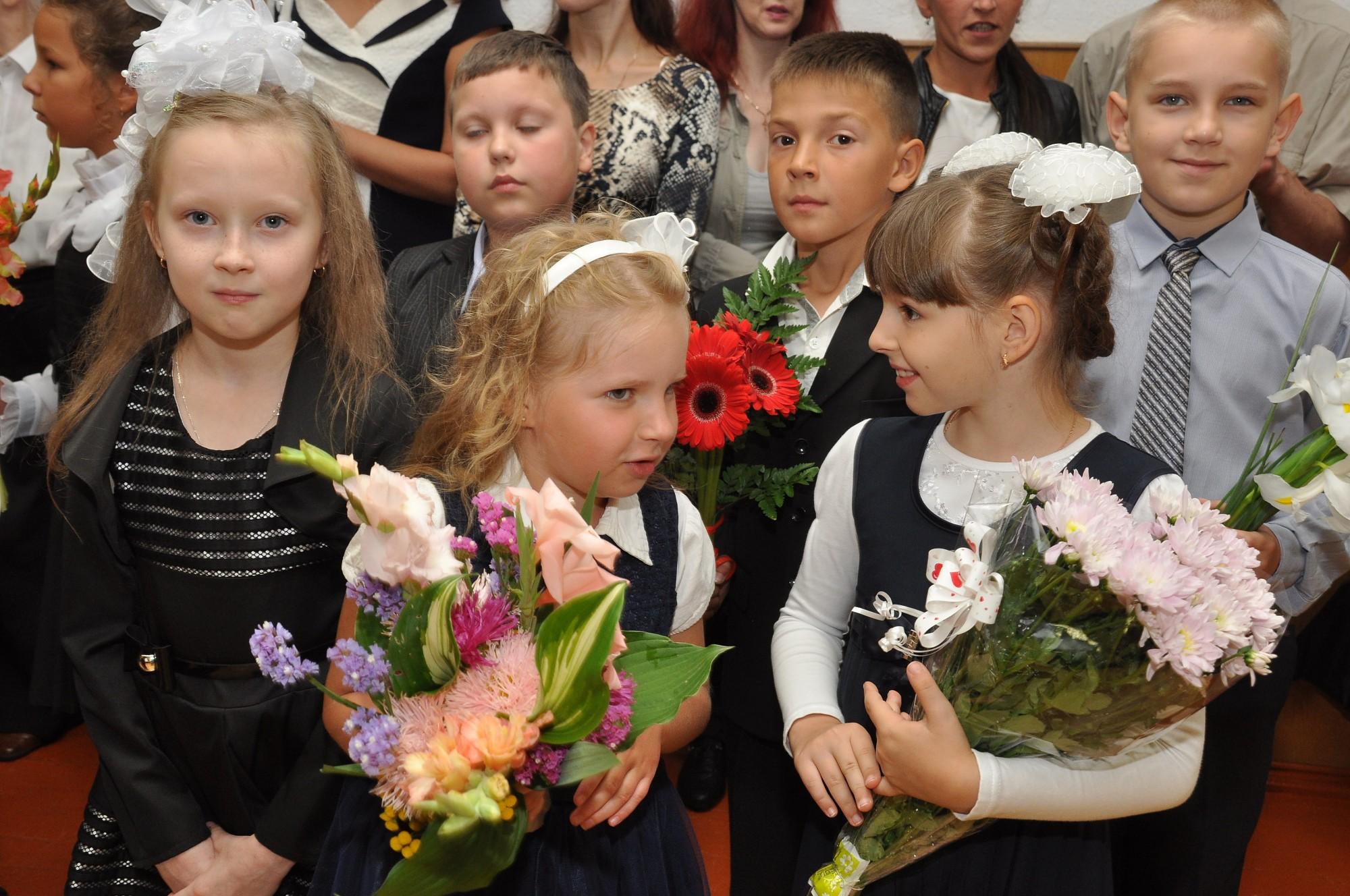Liepājā mācības uzsāk vairāk nekā 8000 bērnu
