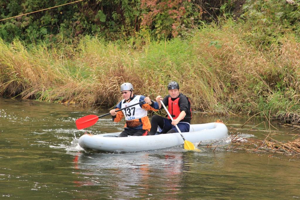 Norisināsies Latvijas ūdenstūrisma čempionāta noslēdzošais posms Bārtas upē