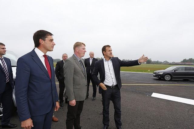Aktualizēs jautājumu par dzelzceļa posma atjaunošanu no Lietuvas robežas