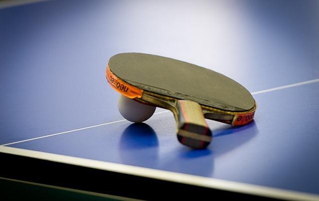 Nedēļas nogale paskries galda tenisa zīmē