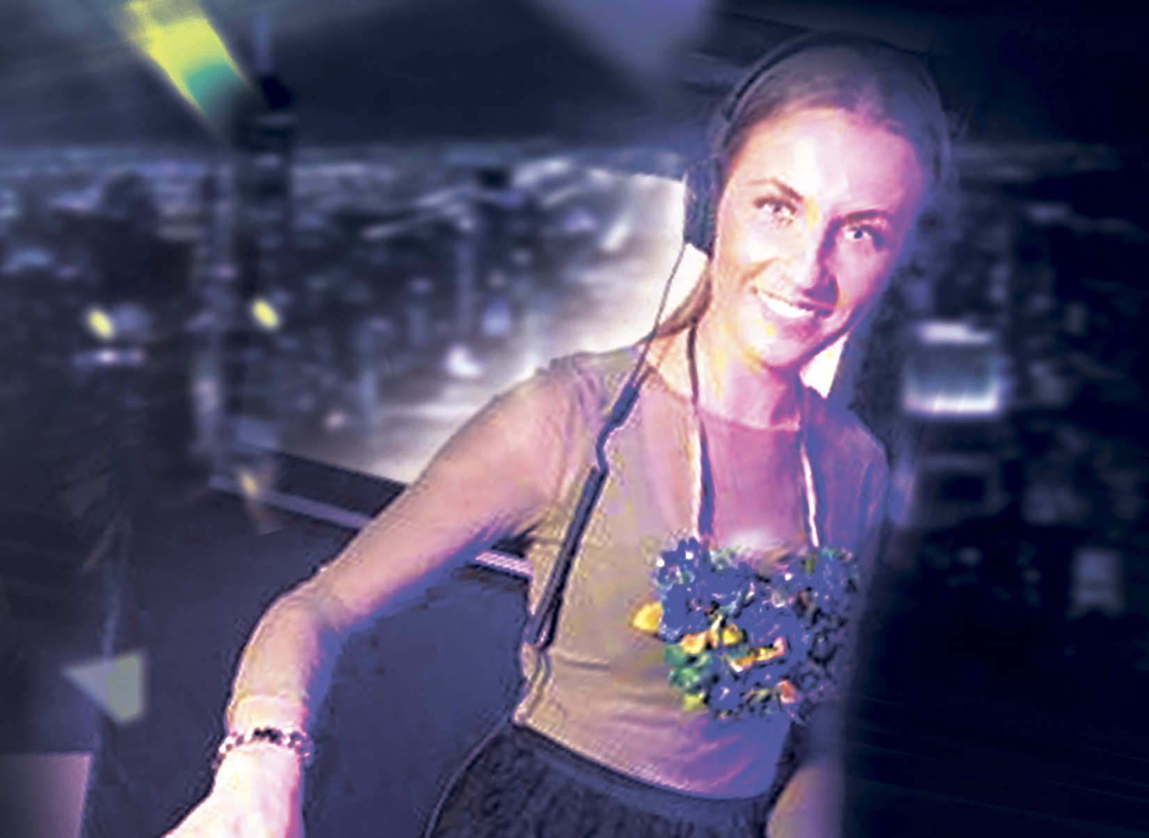 """Klubā """"Big 7"""" uzstāsies DJ Zane Stocka"""
