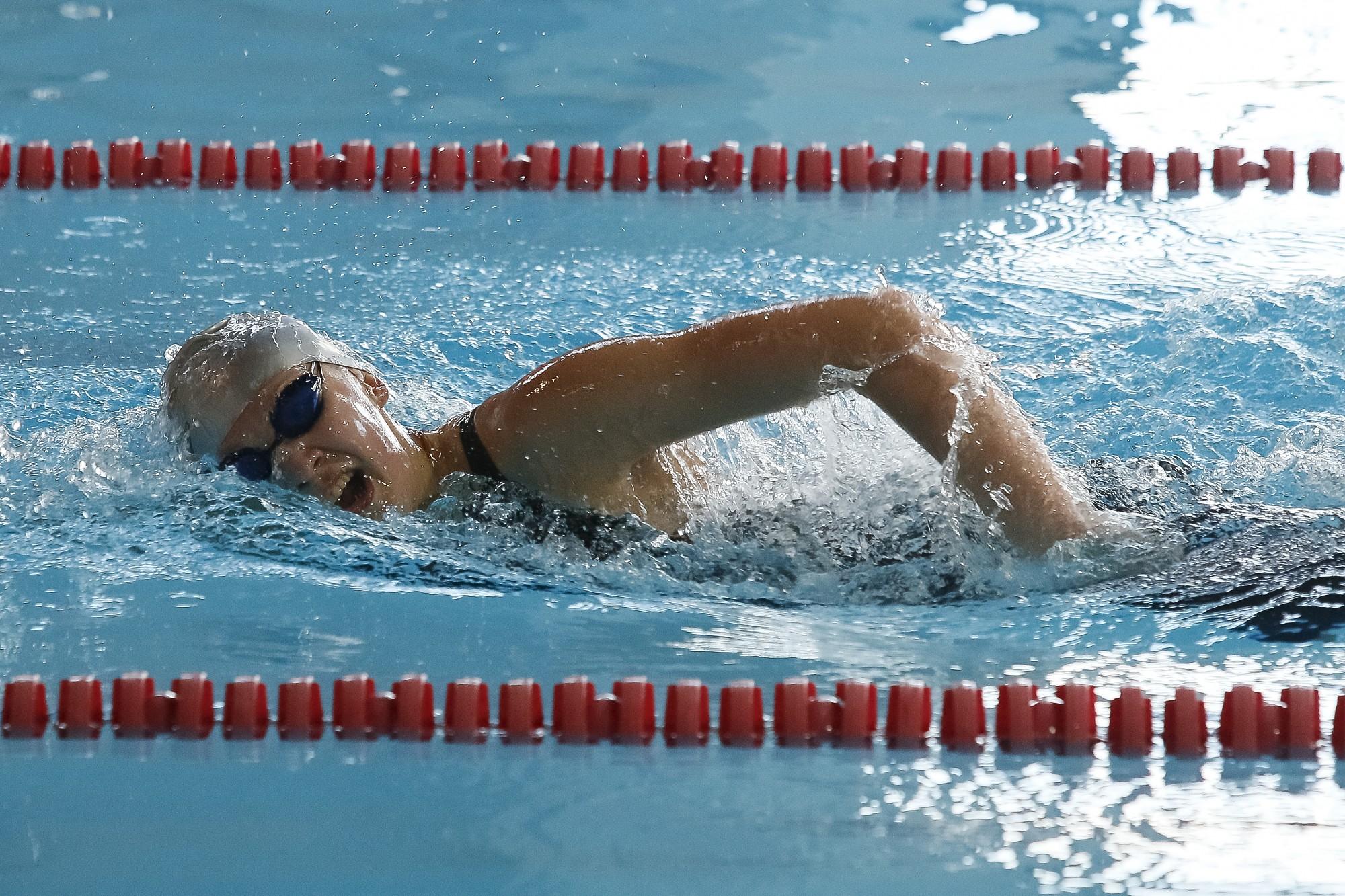 Dāvina peldēšanas apmācības