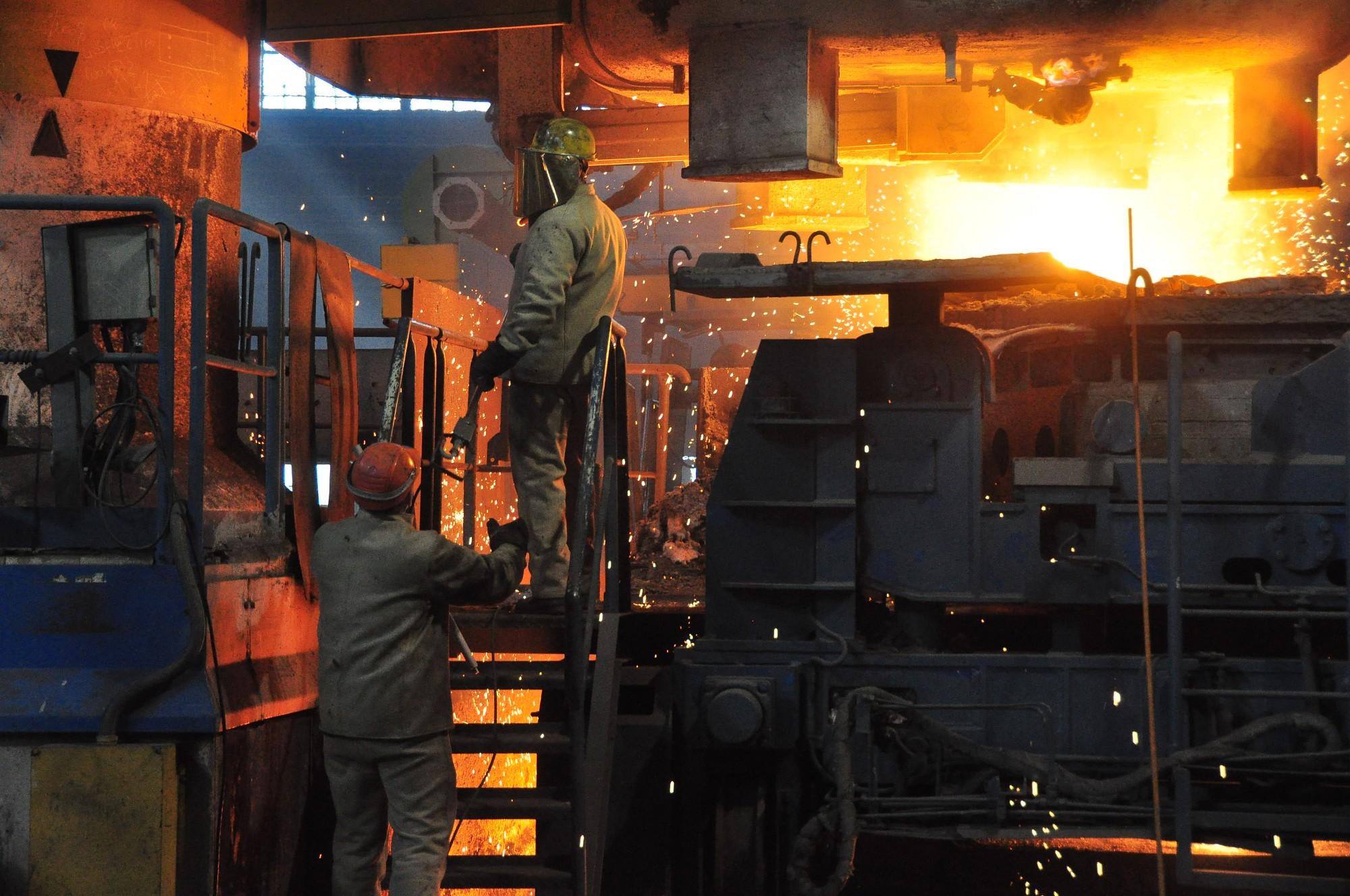 """Papildināts – """"KVV Liepājas metalurgs"""" velmētava no šodienas atsākusi darbu ar iepriekšējo jaudu"""