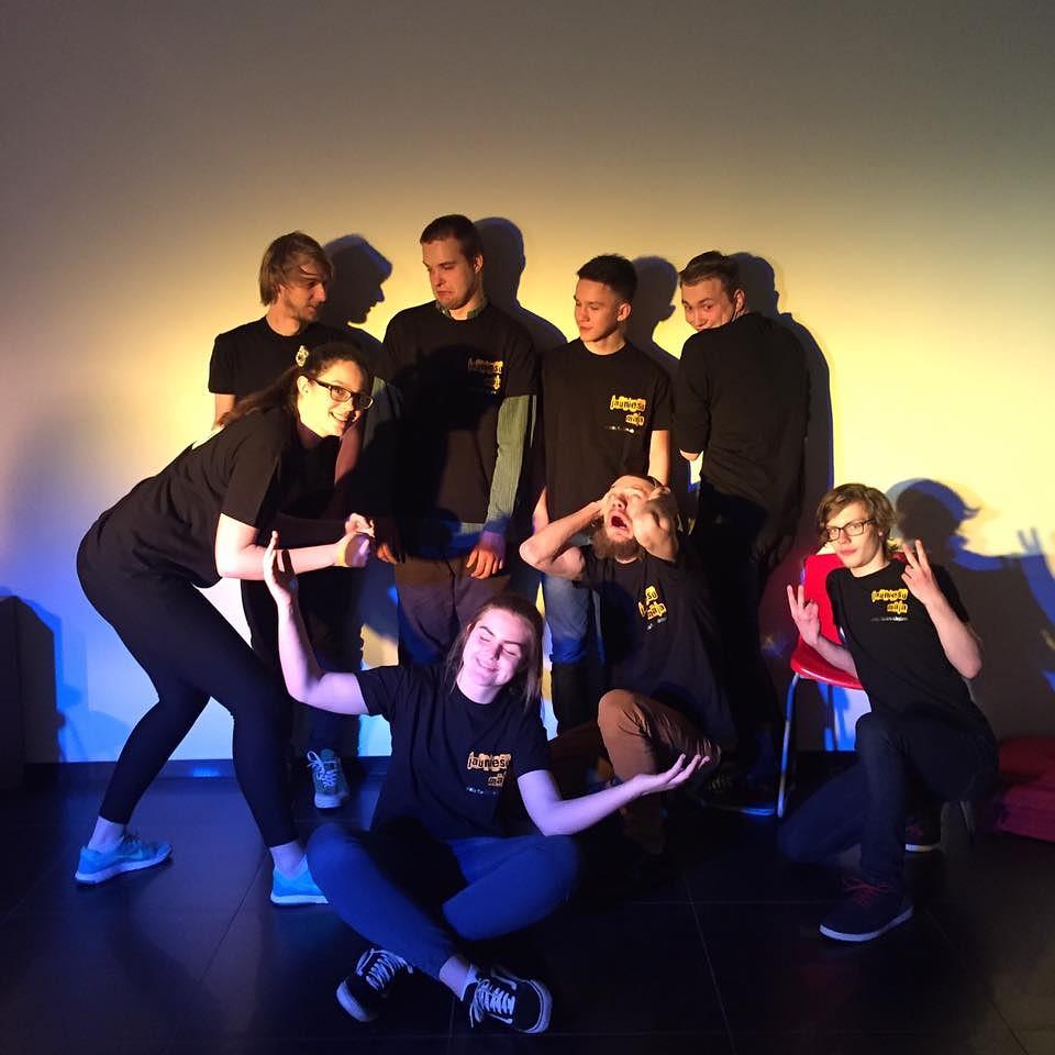 """Improvizācijas teātra grupa pārsteigs """"Fontaine Palace"""" apmeklētājus"""