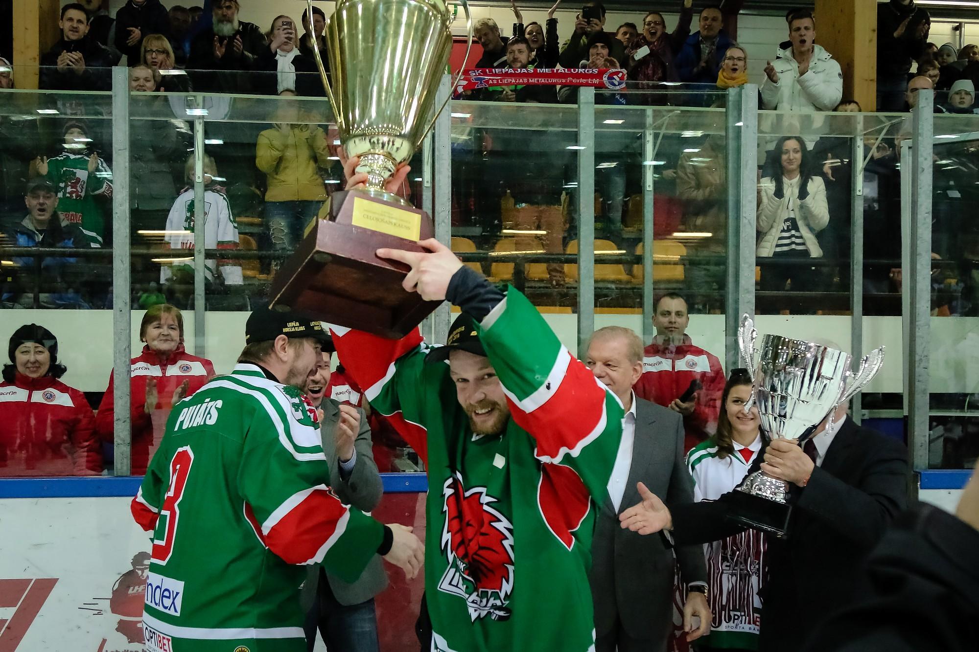 Zabis atzīts par Latvijas hokeja virslīgas sezonas vērtīgāko spēlētāju