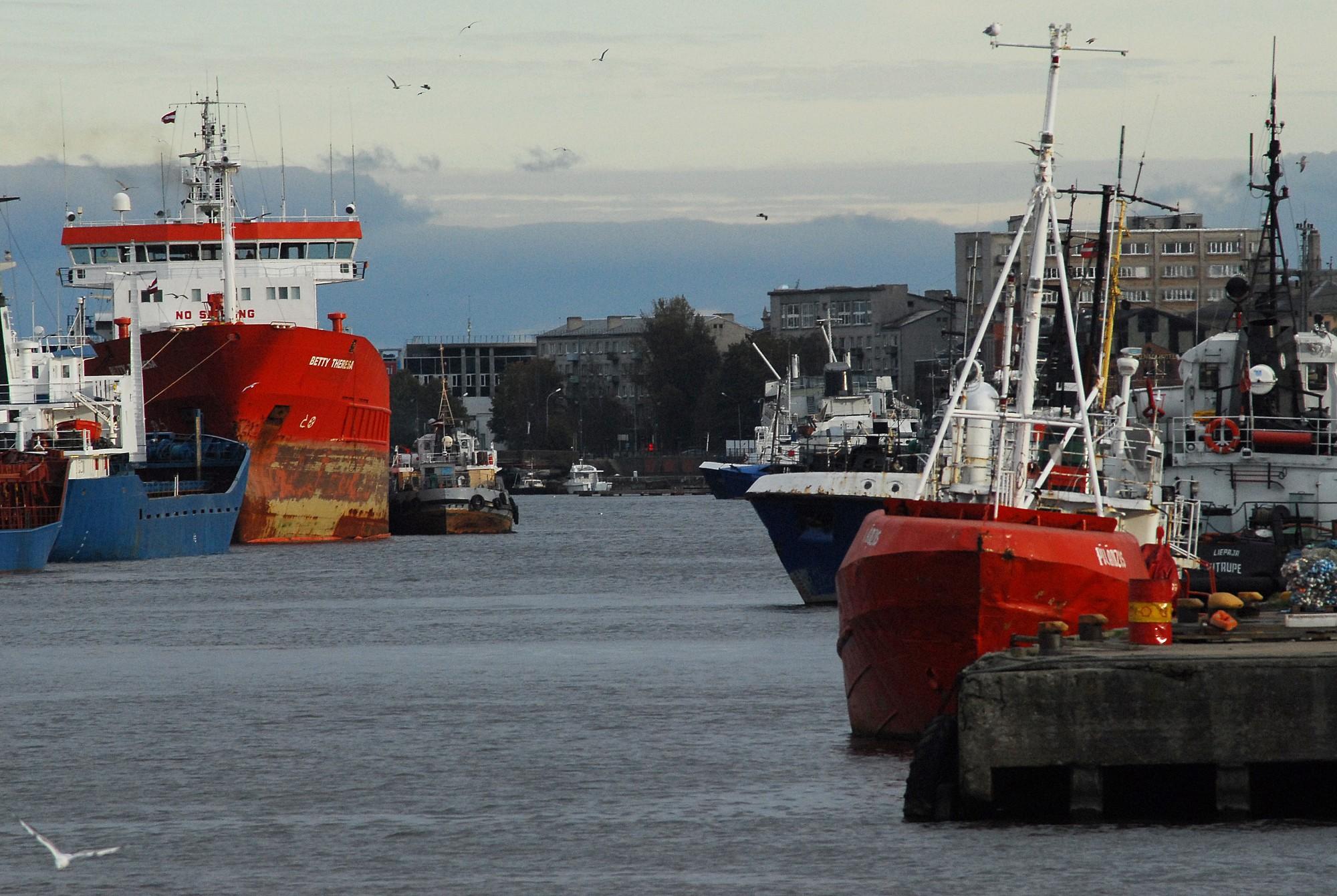 """Kuģu iznomātājs """"Baltreids"""" pērn strādājis ar 8,31 miljona eiro apgrozījumu"""