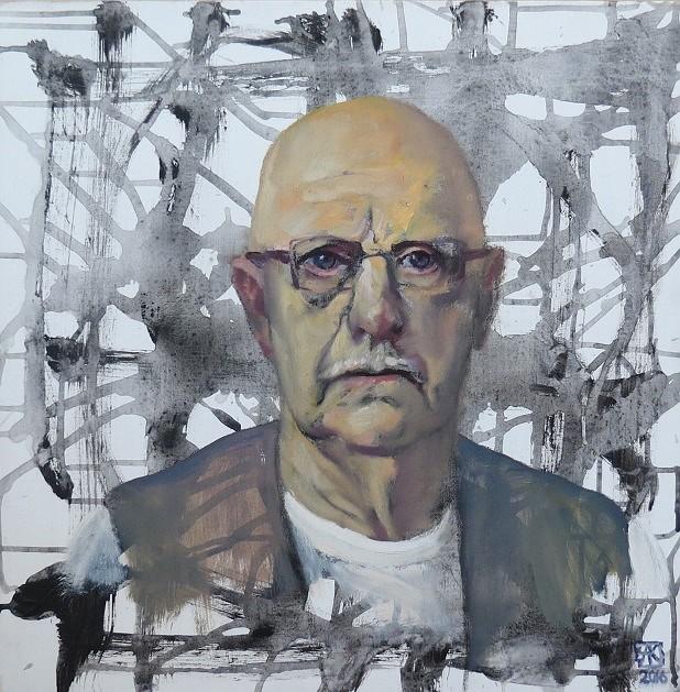 Atklās Alda Kļaviņa pašportretu izstādi
