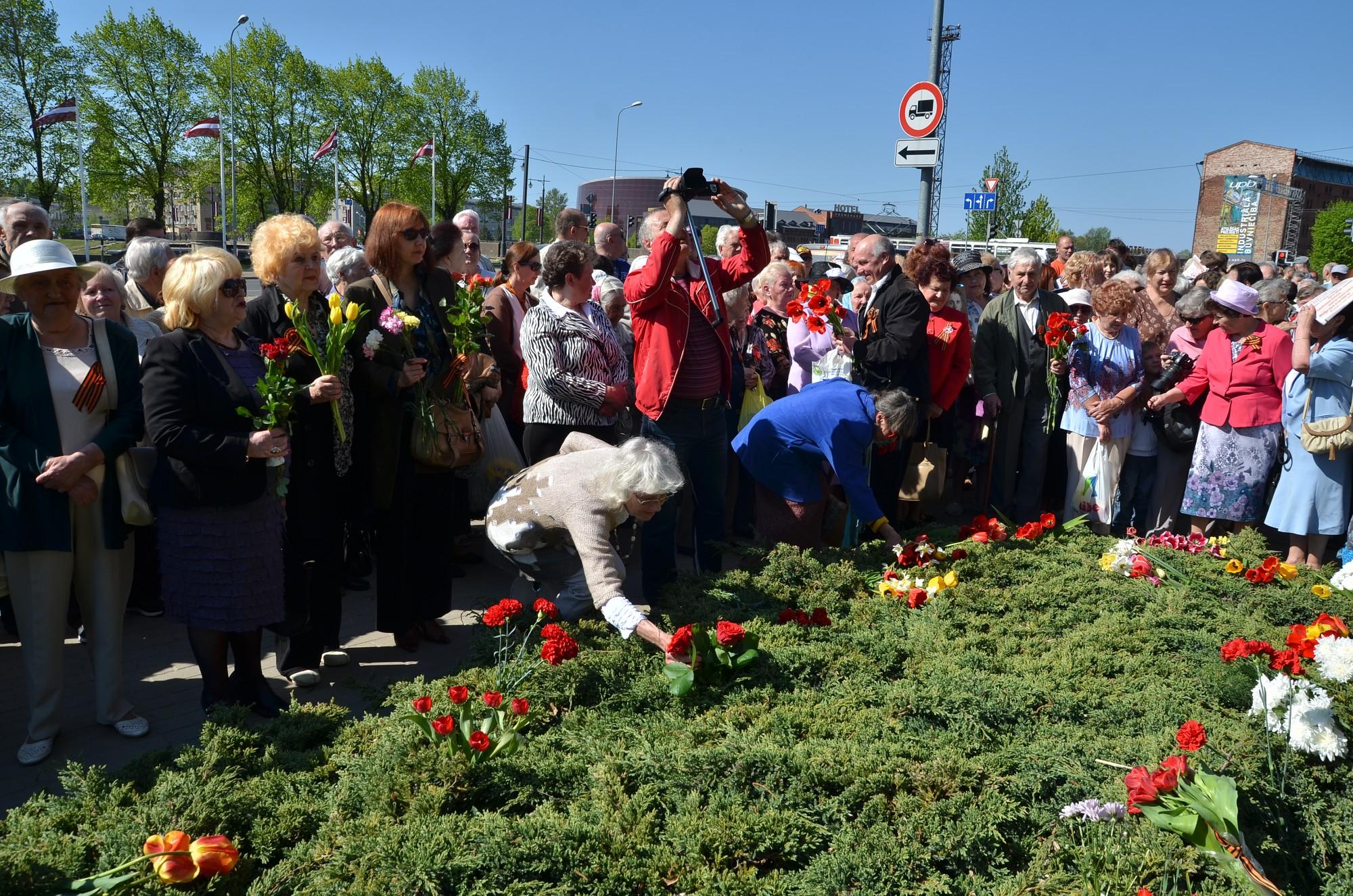 Liepājas Krievu kopienas rīkotie pasākumi noris mierīgi