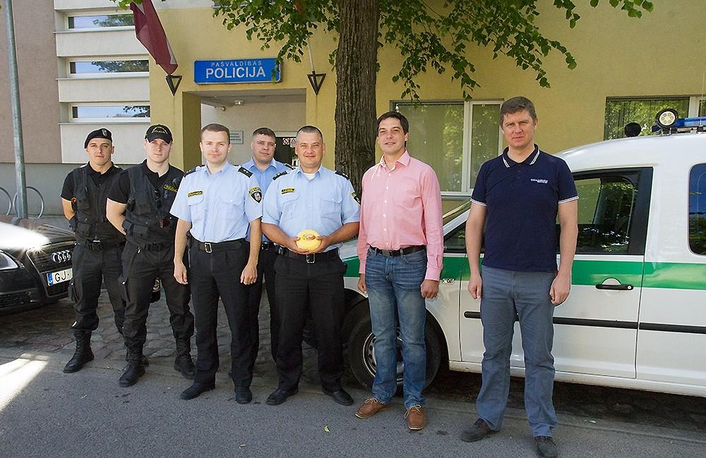 Liepājas pašvaldība svētkos apciemos pilsētas operatīvos dienestus