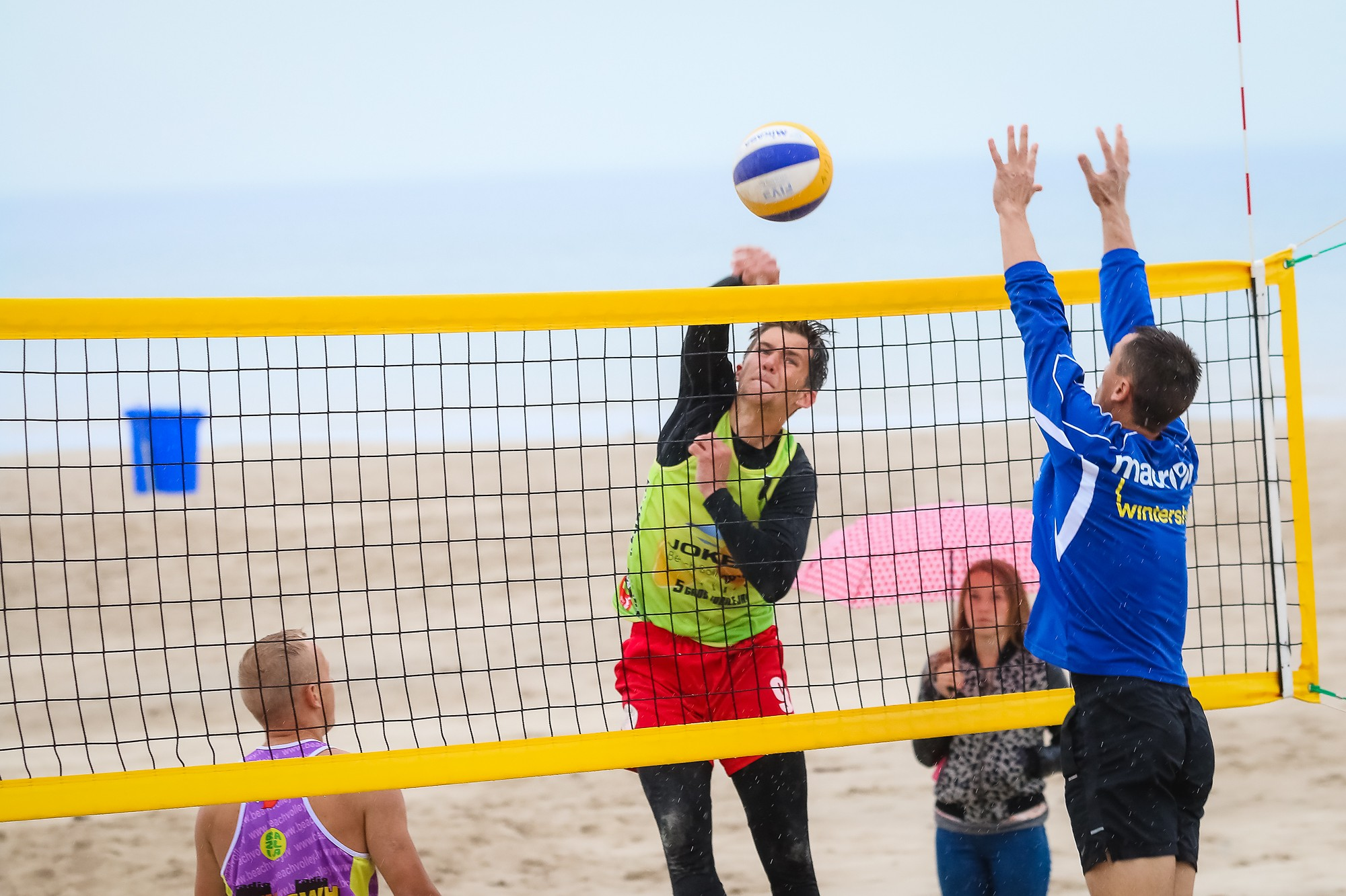 """Vega 1"" pludmales volejbola līgas 2.posma rezultāti"