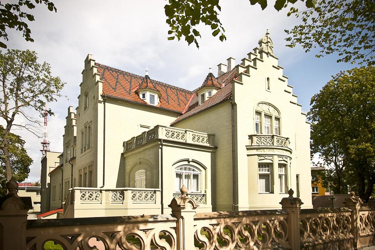 Atjaunos muzeja žogu
