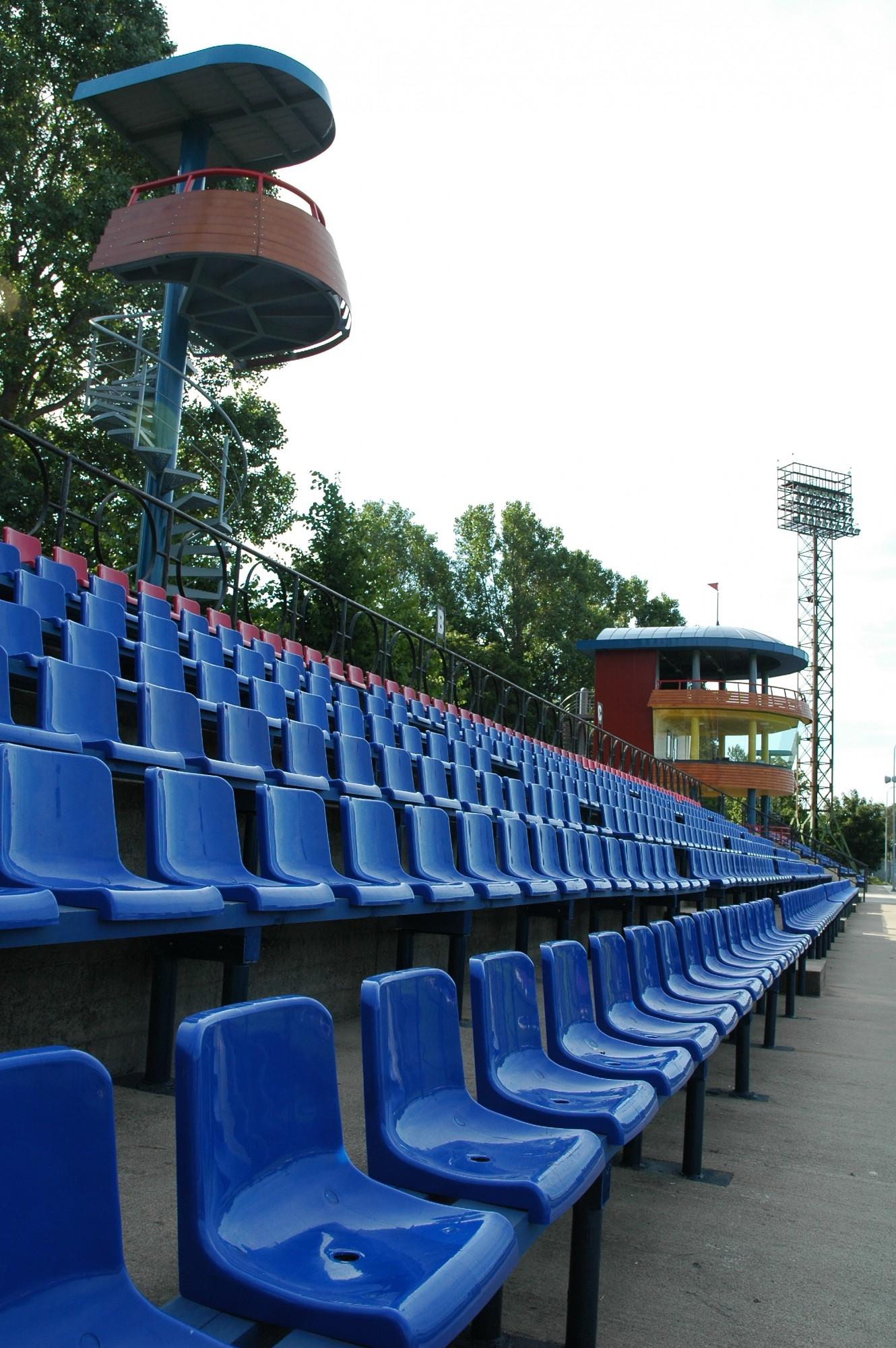 """Visu nedēļu treniņiem būs slēgts stadions """"Daugava"""""""