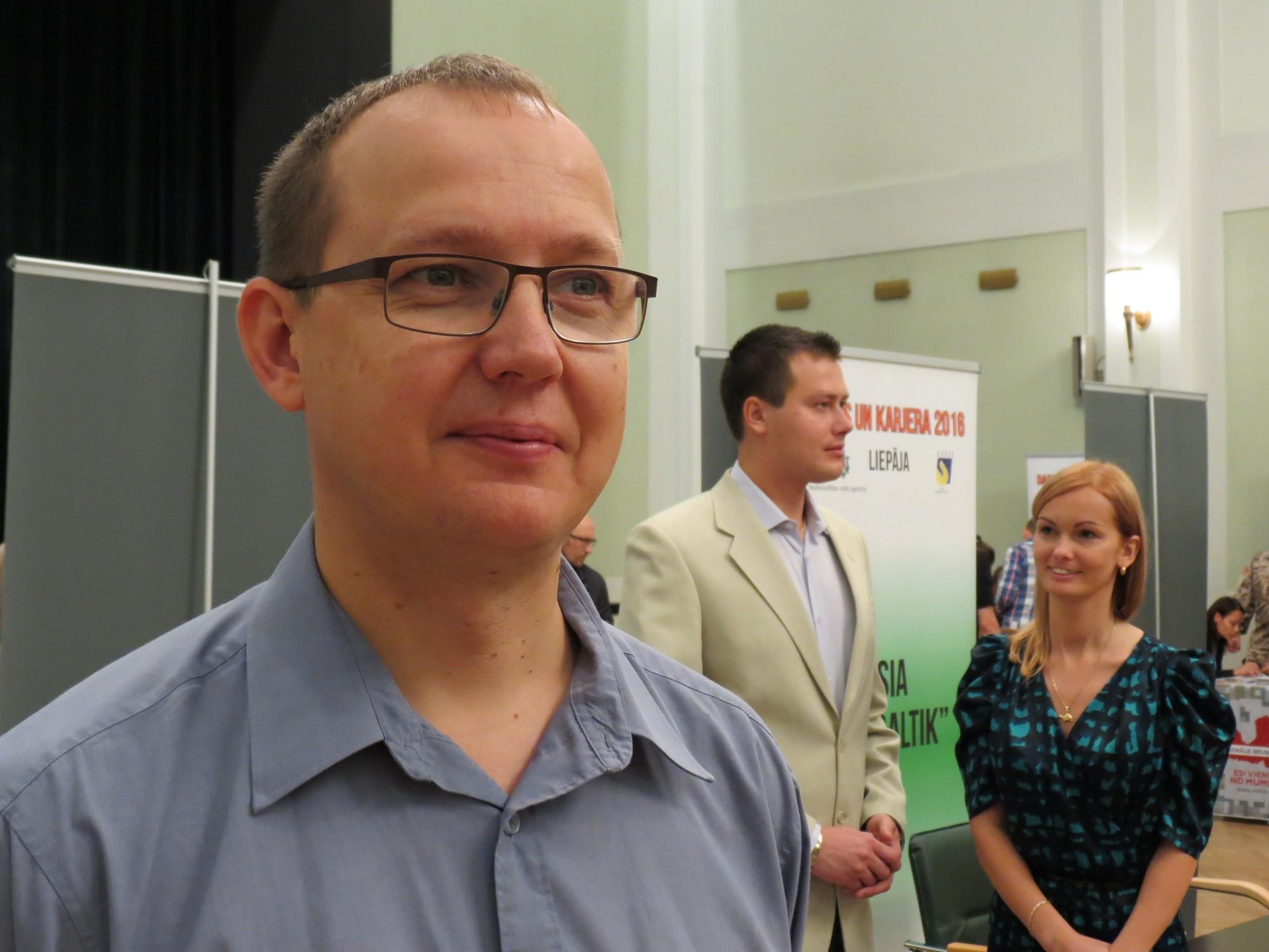 Jānis Letinskis: Jaunajiem cilvēkiem nereti ir pārlieku lielas ambīcijas