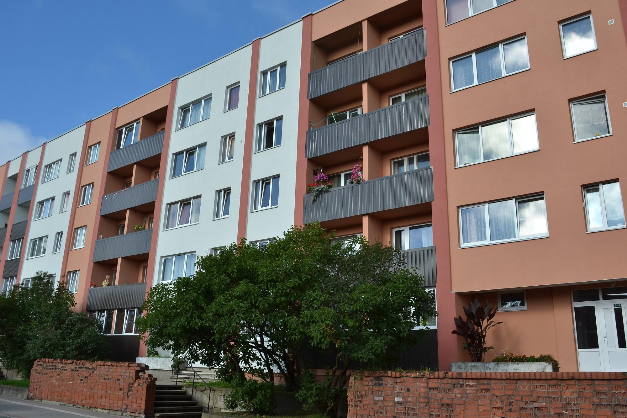 Liepājā vidēji mēnesī notiek darījumi ar 110 dzīvokļiem