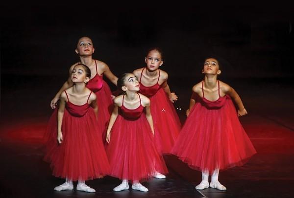 Aicina uz Starptautisko Bērnu Baleta festivālu