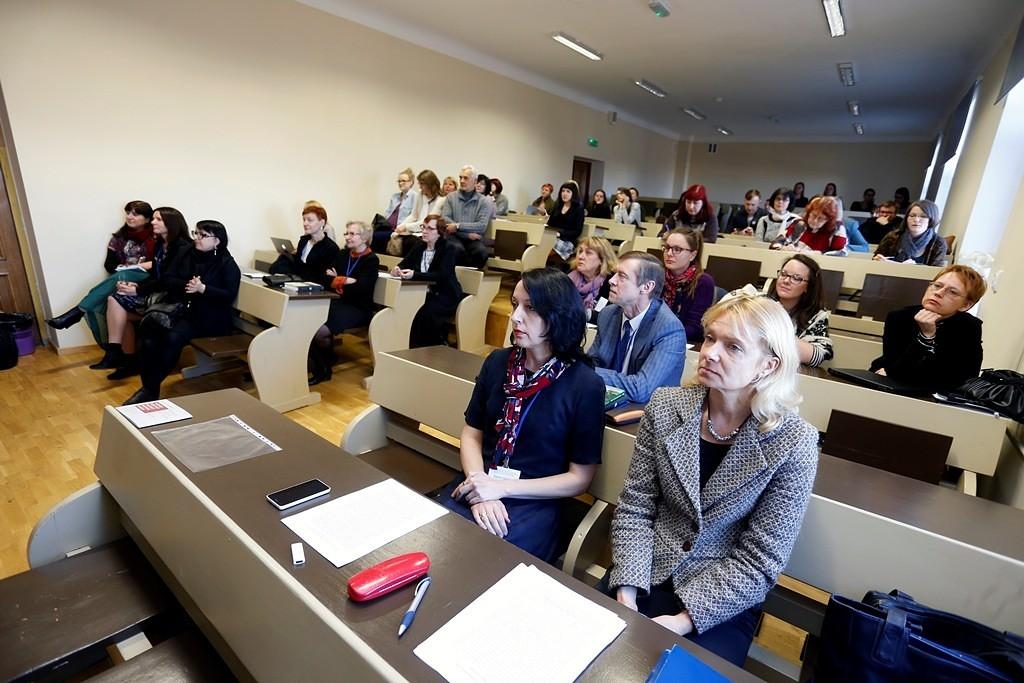 Konference, kas stimulē jauniem radošiem pētījumiem