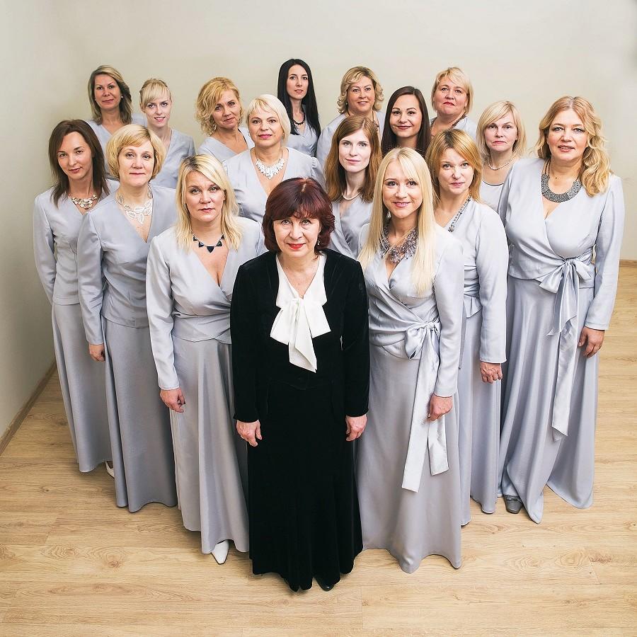 """Sieviešu koris """"Aija"""" aicina uz svētku koncertu"""