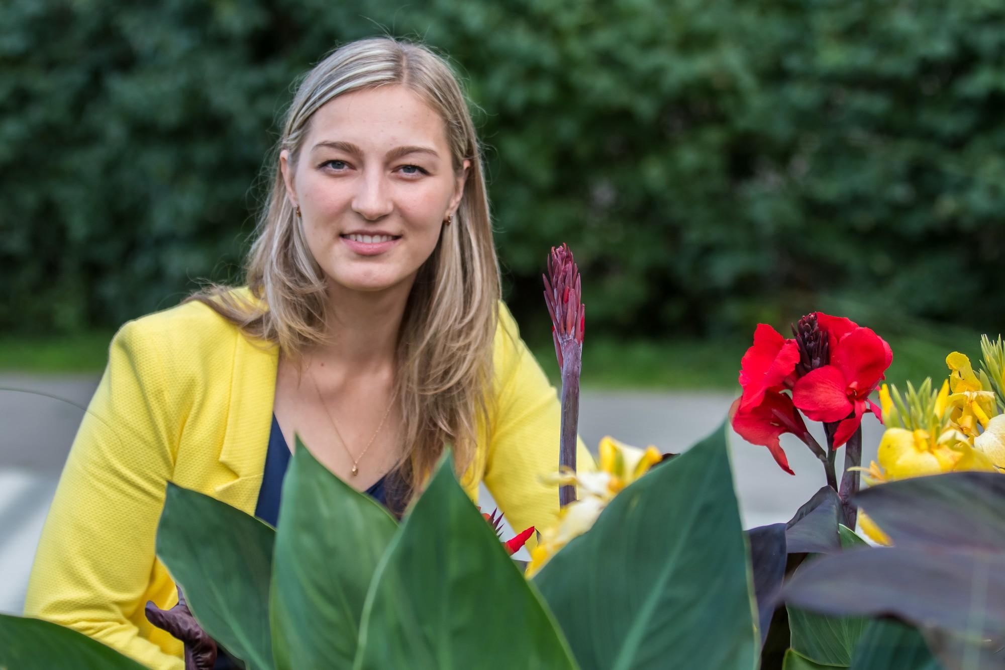 Kitija Pinkovska: Ārpus skolas gūtajai pieredzei ir liela vērtība