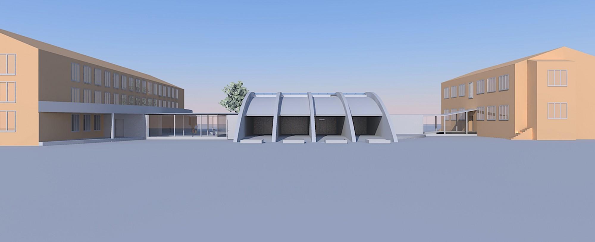 """Atbalsta jaunas piebūves celtniecību pie bērnudārza """"Kriksītis"""""""