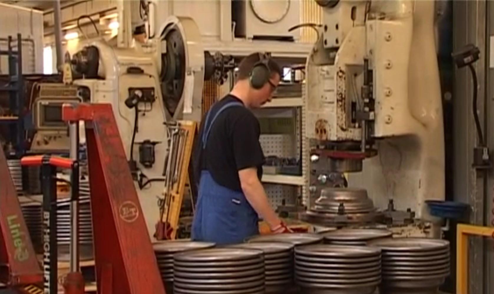 """""""Trelleborg"""" jaunajā ražotnē būs ap trīsdesmit jaunām darba vietām"""