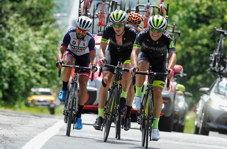 Pirmais triumfs UCI tūrē