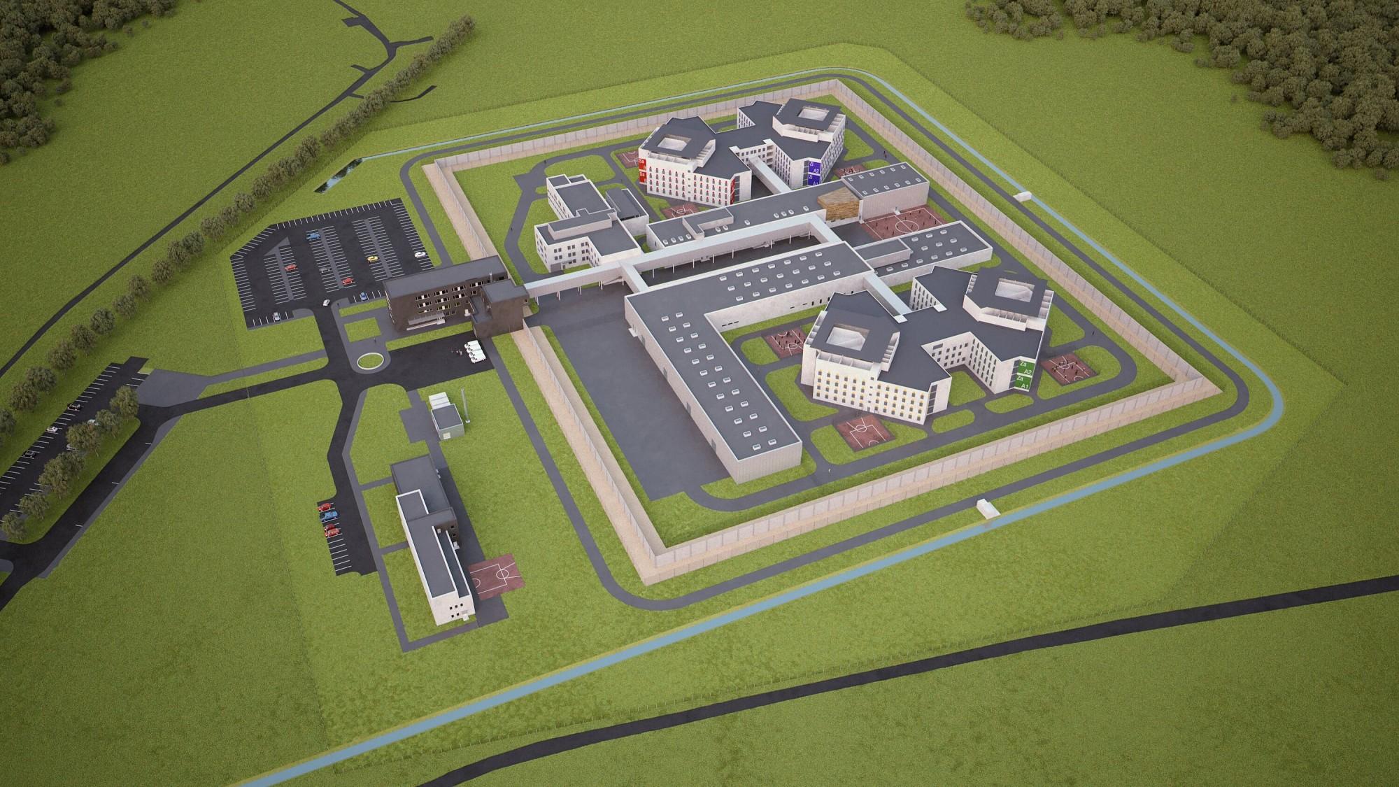 Plānots sludināt jaunu iepirkumu Liepājas cietuma celtniecībai