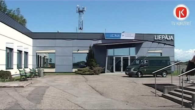 Liepājas lidosta iegūst sertfikātu arī ziemas lidojumiem
