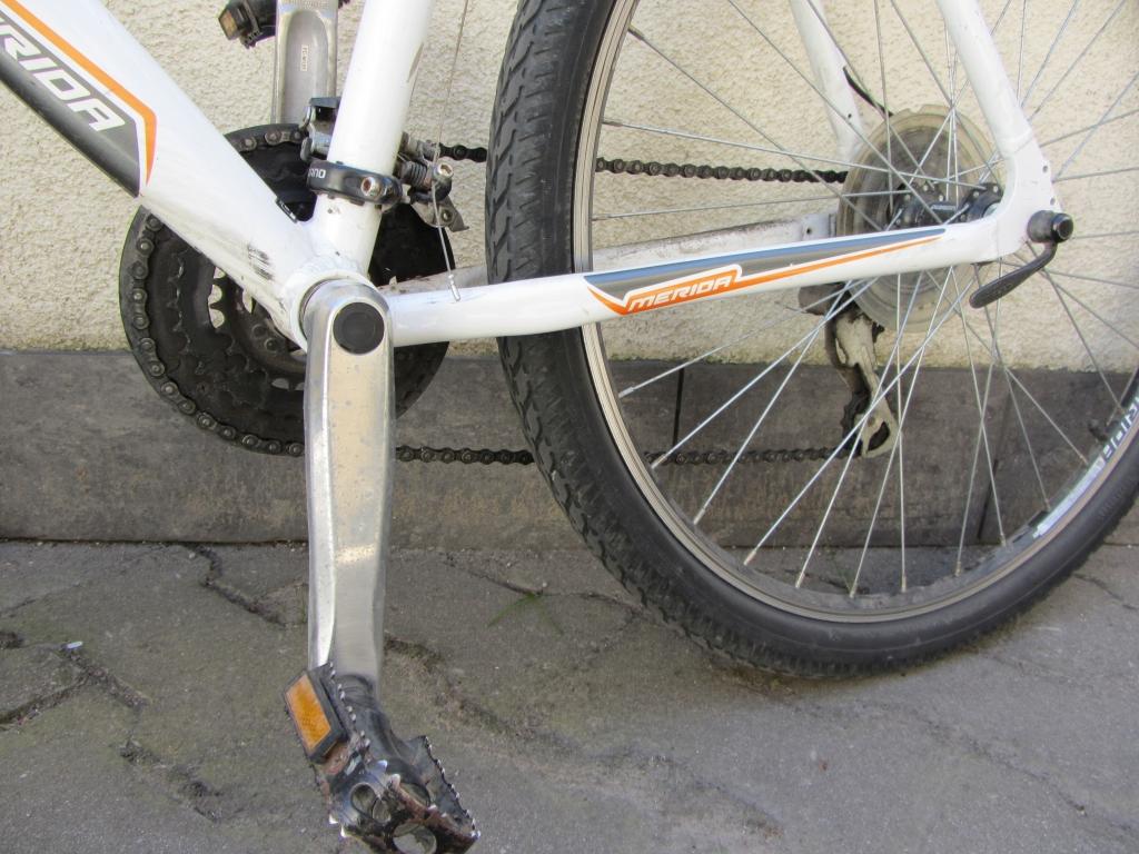 Reibumā ar velosipēdu un auto
