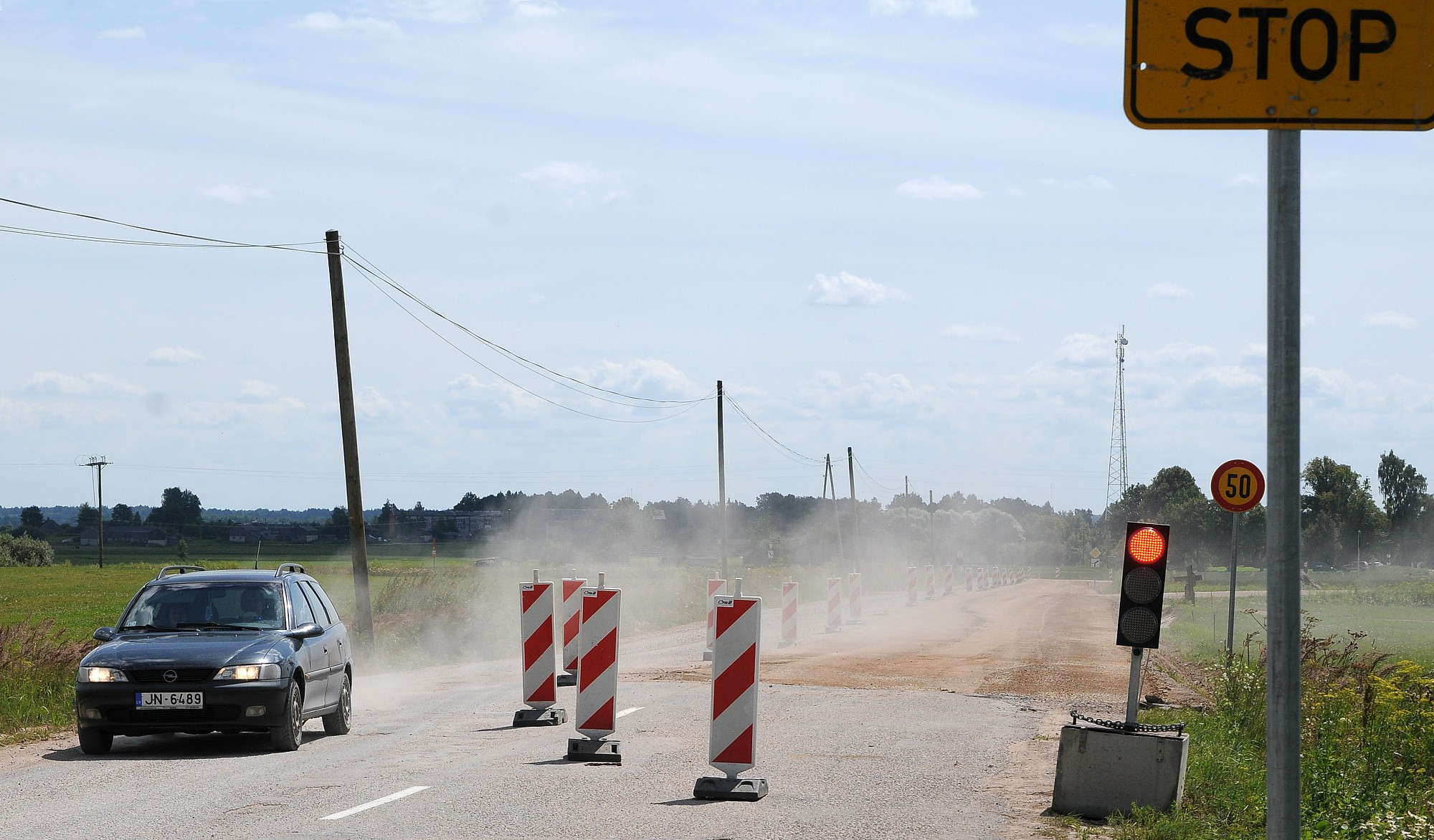 Pētnieki aicina noasfaltēt ceļu maršrutā Krote – Liepāja