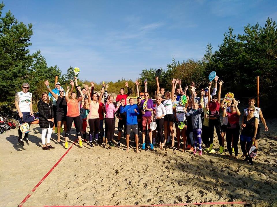 Noslēgusies pludmales tenisa 2017.gada sezona