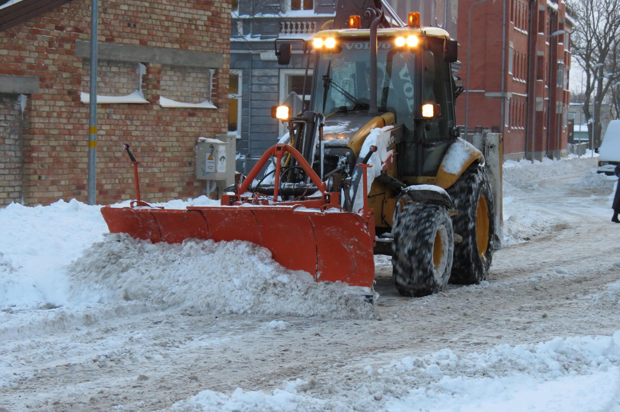 Liepājas Ziemas dienests sola labāku darba kvalitāti nekā aizvadītajā sezonā