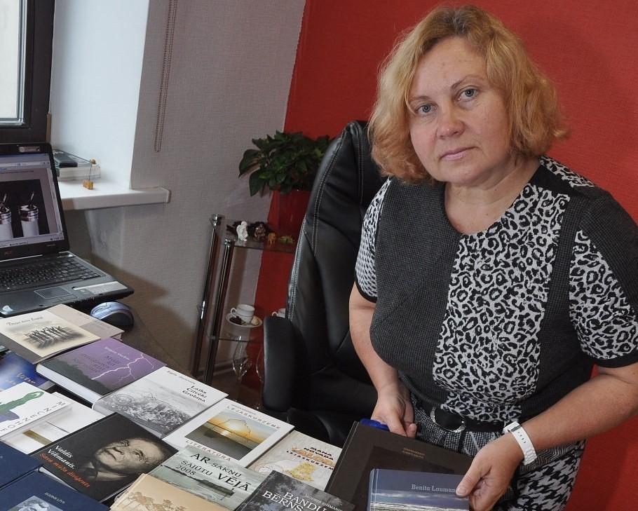 Sandra Vensko stāstīs par vardarbību bērnu dzejā