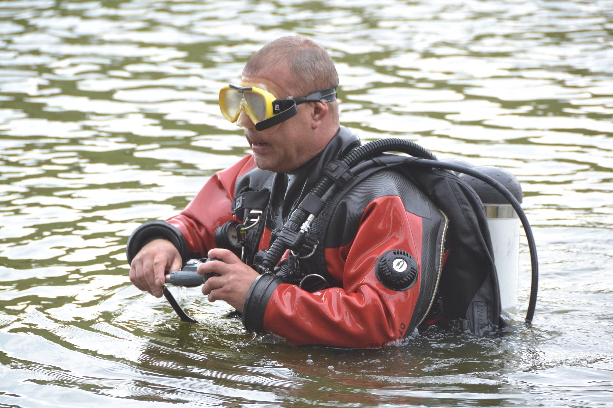 VUGD amatpersonas apmeklēs mācības glābējiem un ūdenslīdējiem Klaipēdā