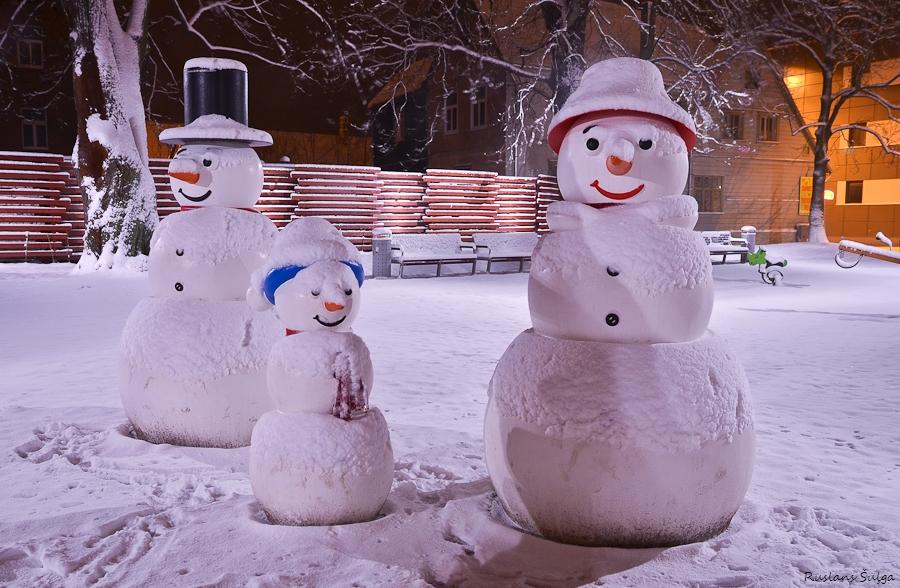 Ziemas dienests ir uzsācis darbu