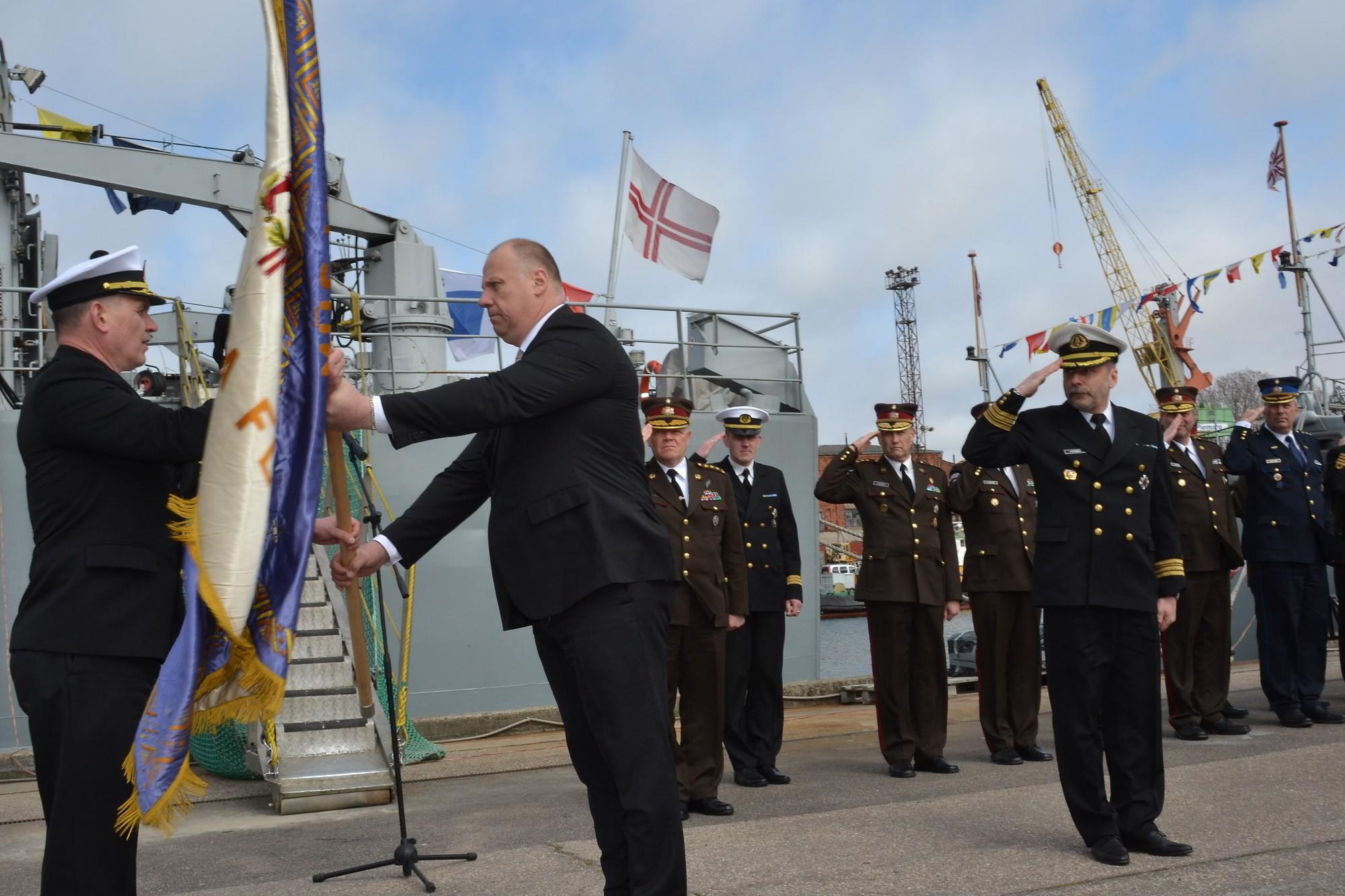 Baltijas valstu aizsardzības ministri Liepājā pārrunās reģionālās drošības aktualitātes