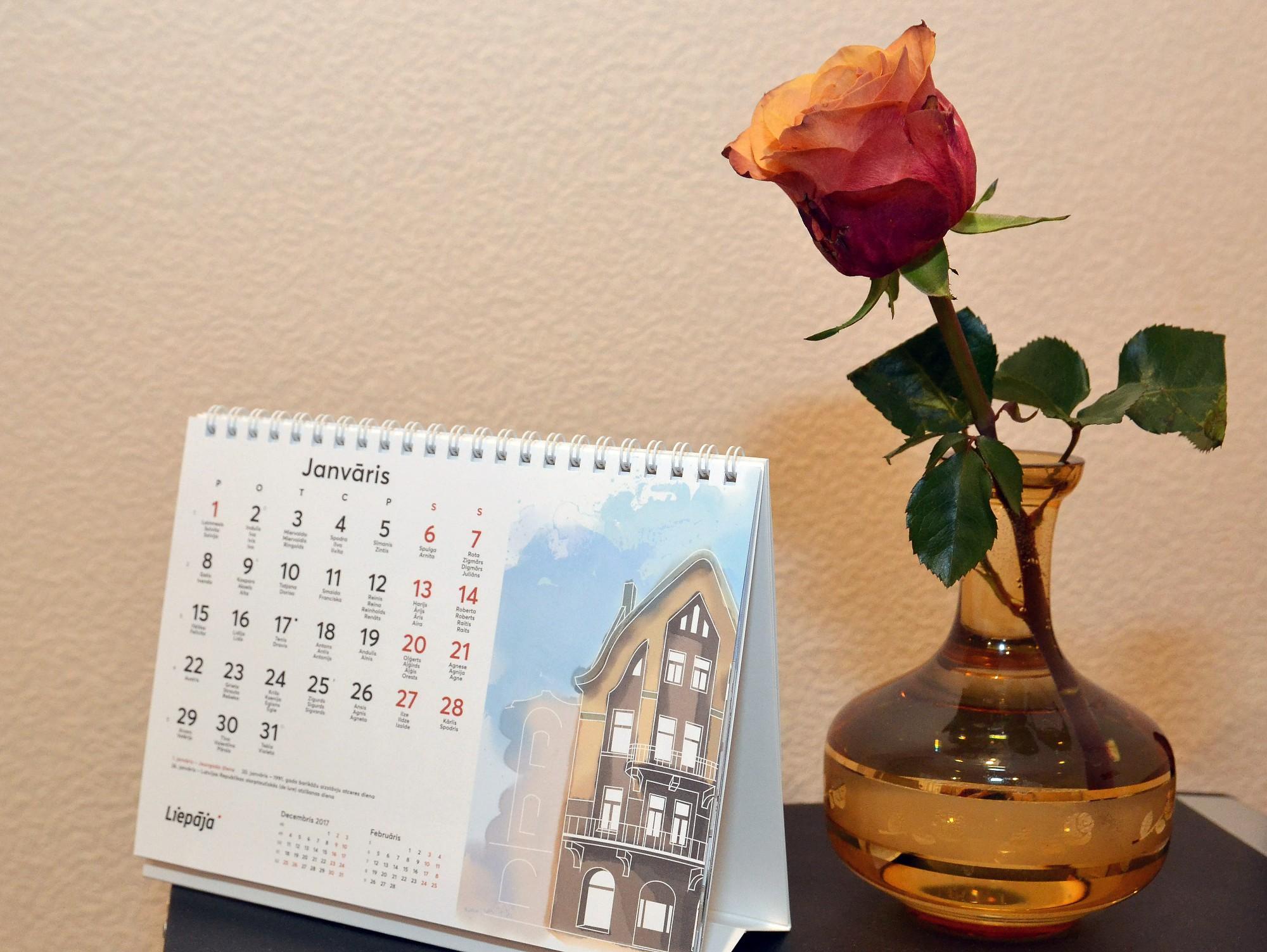 Kalendārs – laika skaitītājs