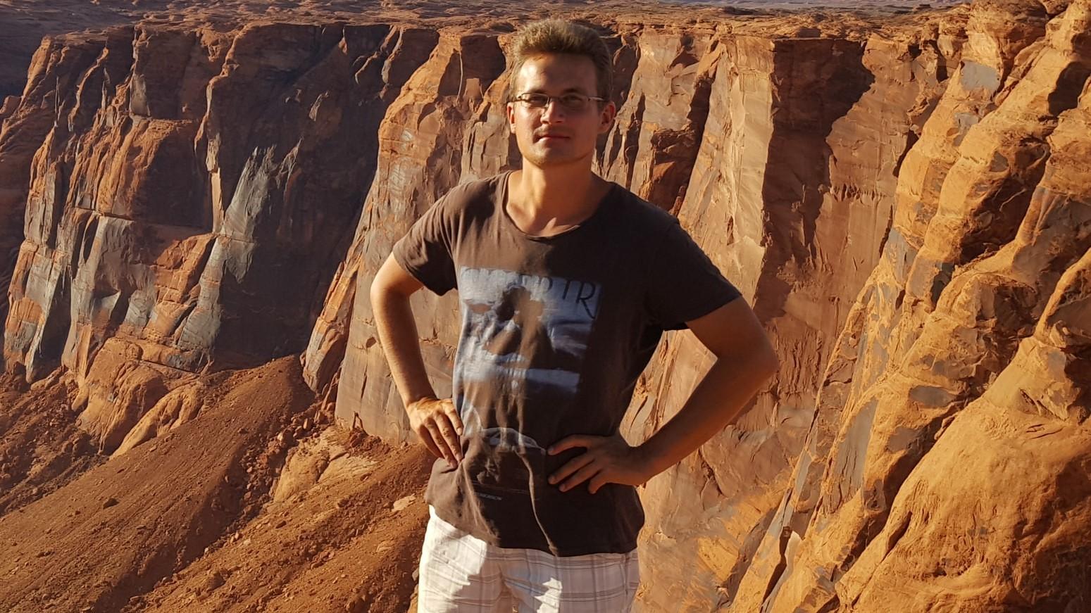 Daumants Vidiņš: Cilvēks pret dabu ir bezspēcīgs