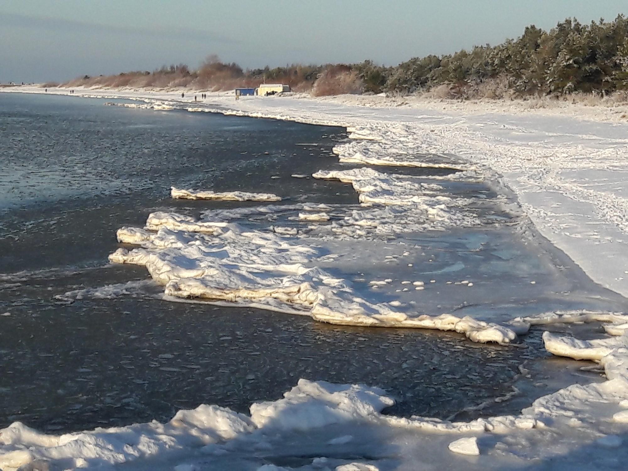 Liepājā uzstādīts šīs ziemas aukstuma rekords – mīnus 14,6 grādi