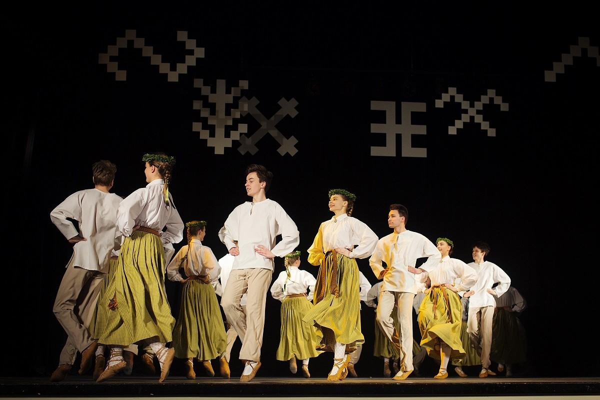 """Notiks tautas deju labdarības koncerts """"Sadancojam Liepājā"""""""