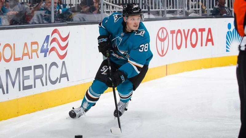 """Sharks"" vēlreiz uz NHL izsauc Balceru"