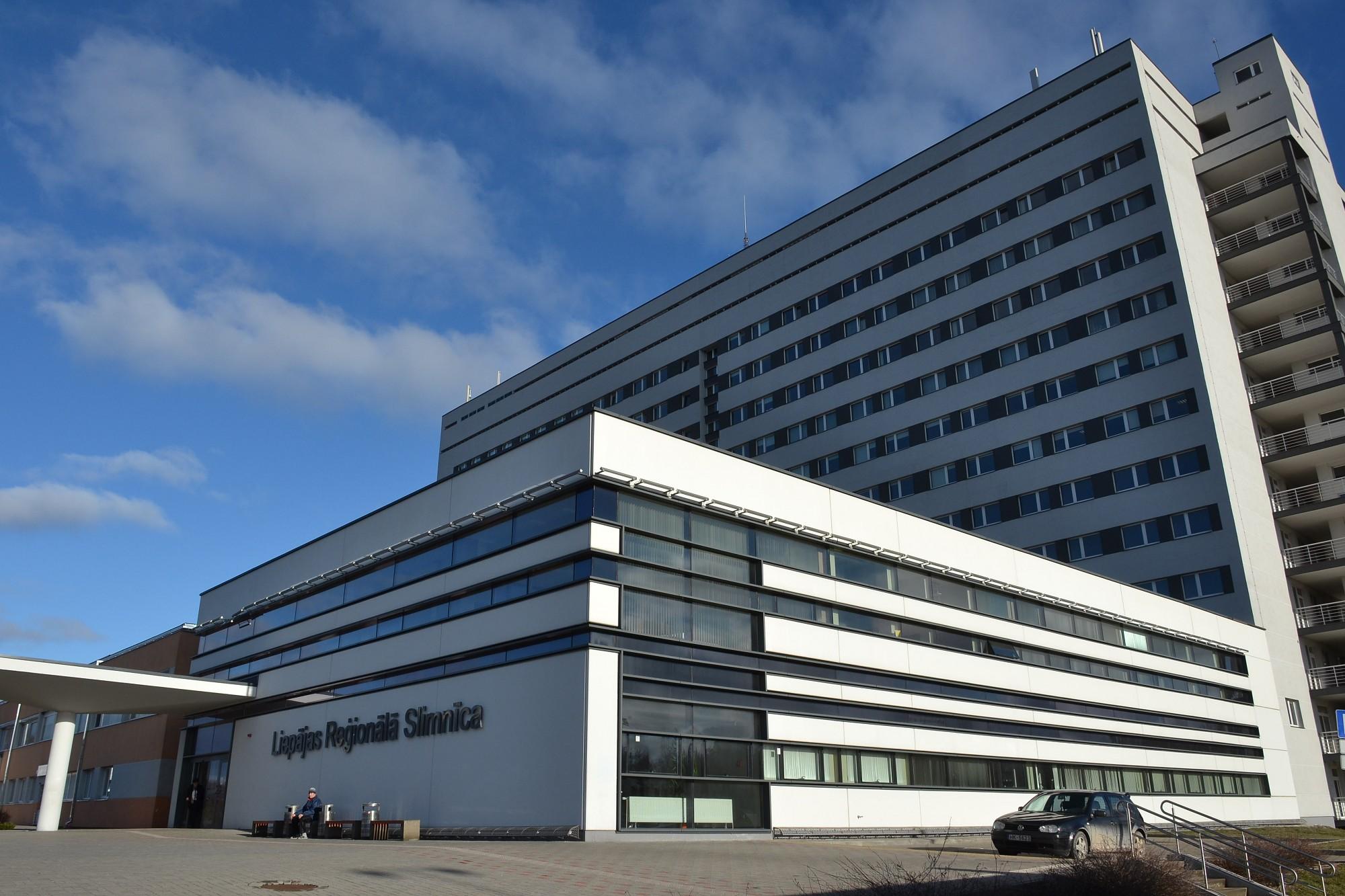 Par 17 miljoniem eiro modernizēs Liepājas reģionālo slimnīcu