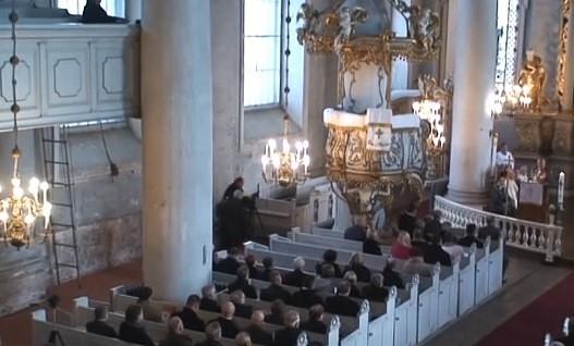 Somu jēgeri Liepājā atzīmē zvēresta simtgadi
