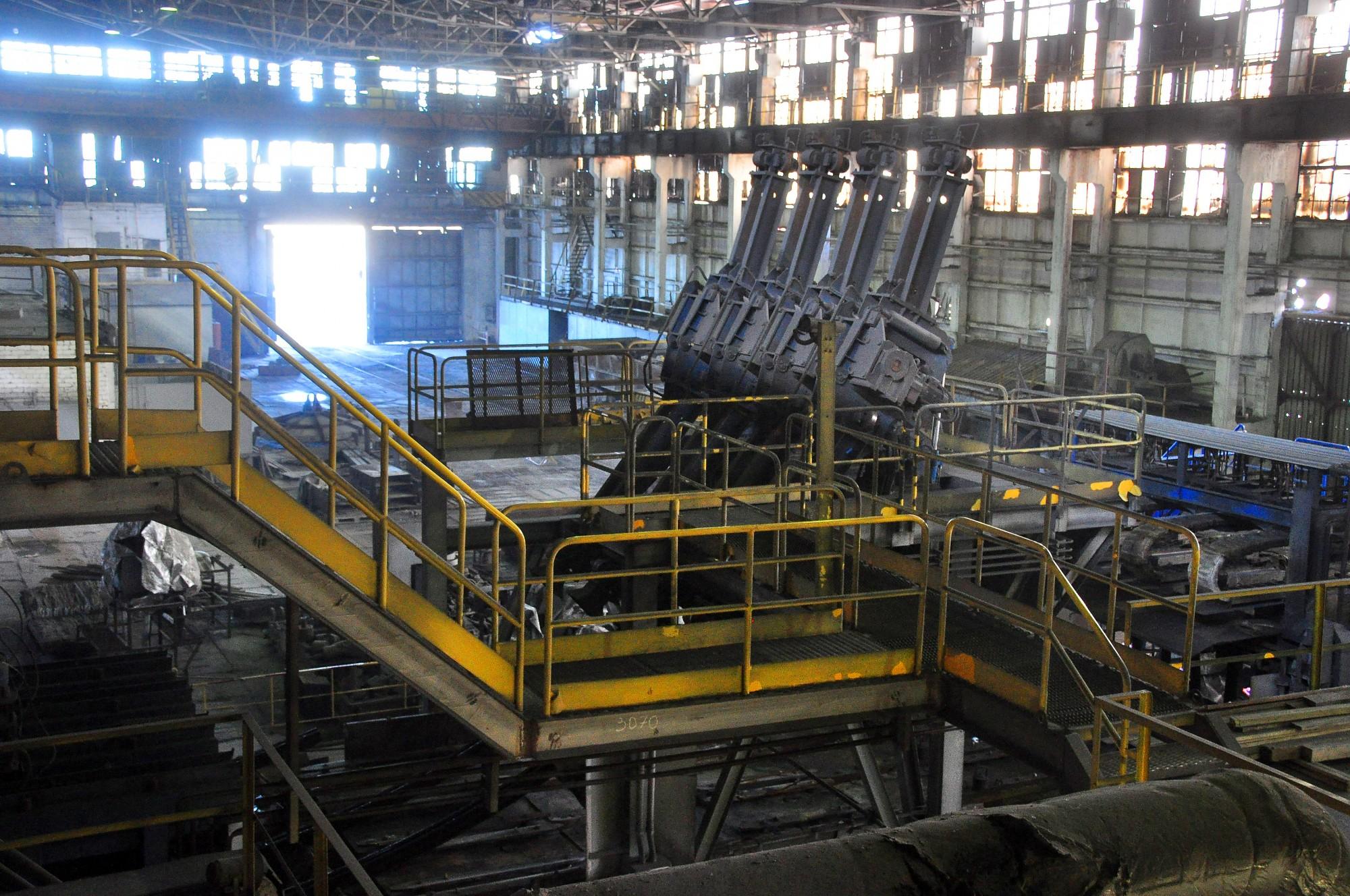 """Divu nedēļu laikā """"KVV Liepājas metalurga"""" nodrošinātie kreditori varētu saskaņot izsoļu plānu"""