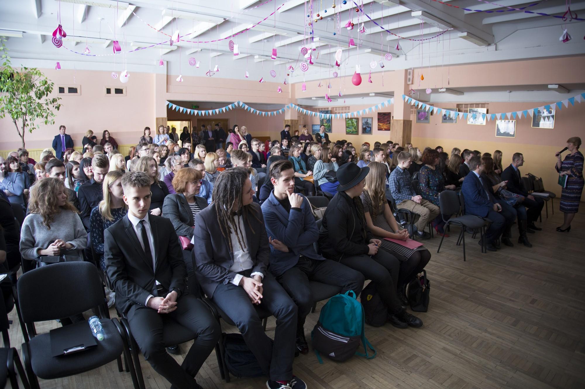 Skolēnu zinātniski pētniecisko darbu konferencē – 67 pētījumi